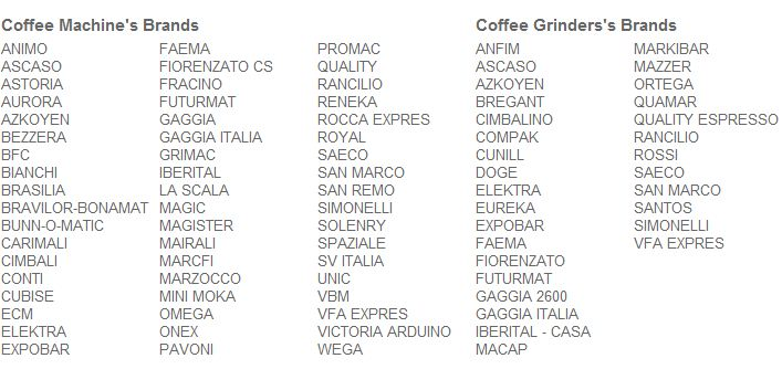 Ascaso News Spare Parts For Coffee Machines And Coffee